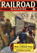 Railroad Man's Magazine (1929 Frank A. Munsey/Popular/Carstens) 2nd Series Vol. 27 #2