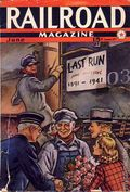 Railroad Man's Magazine (1929 Frank A. Munsey/Popular/Carstens) 2nd Series Vol. 30 #1