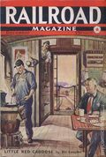 Railroad Man's Magazine (1929 Frank A. Munsey/Popular/Carstens) 2nd Series Vol. 31 #1