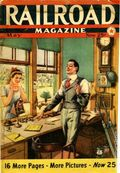 Railroad Magazine (1929 Frank A. Munsey/Popular/Carstens) 2nd Series Vol. 31 #6