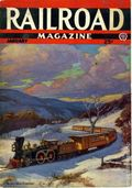 Railroad Man's Magazine (1929 Frank A. Munsey/Popular/Carstens) 2nd Series Vol. 33 #2
