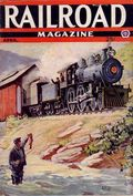Railroad Man's Magazine (1929 Frank A. Munsey/Popular/Carstens) 2nd Series Vol. 33 #5
