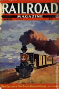 Railroad Man's Magazine (1929 Frank A. Munsey/Popular/Carstens) 2nd Series Vol. 34 #3