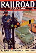 Railroad Man's Magazine (1929 Frank A. Munsey/Popular/Carstens) 2nd Series Vol. 36 #3