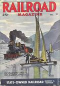 Railroad Man's Magazine (1929 Frank A. Munsey/Popular/Carstens) 2nd Series Vol. 39 #1