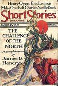 Short Stories (1890-1959 Doubleday) Pulp Vol. 98 #1