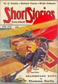 Short Stories (1890-1959 Doubleday) Pulp Vol. 126 #4