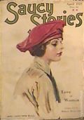 Saucy Stories (1916-1925 Inter-Continental Publishing Corp.) Pulp 1st Series Vol. 6 #3