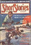 Short Stories (1890-1959 Doubleday) Pulp Jan 25 1936