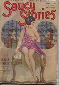 Saucy Stories (1916-1925 Inter-Continental Publishing Corp.) Pulp 1st Series Vol. 17 #2