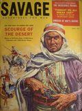 Savage Adventures for Men (1959 Cape Magazine) Vol. 1 #7