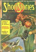Short Stories (1890-1959 Doubleday) Pulp Feb 25 1941