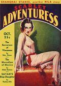 Scarlet Adventuress (1935-1937 Associated Authors) Pulp 1st Series Vol. 1 #3