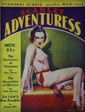 Scarlet Adventuress (1935-1937 Associated Authors) Pulp 1st Series Vol. 1 #4