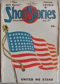 Short Stories (1890-1959 Doubleday) Pulp Vol. 180 #1