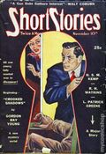 Short Stories (1890-1959 Doubleday) Pulp Vol. 202 #3