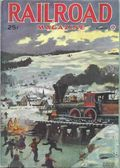 Railroad Magazine (1929 Frank A. Munsey/Popular/Carstens) 2nd Series Vol. 42 #2