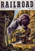 Railroad Man's Magazine (1929 Frank A. Munsey/Popular/Carstens) 2nd Series Vol. 49 #3