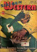 Six-Gun Western (1946-1950 Trojan Publishing) Pulp Vol. 1 #2