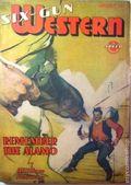 Six-Gun Western (1946-1950 Trojan Publishing) Pulp Vol. 1 #3