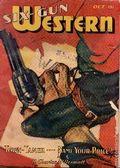 Six-Gun Western (1946-1950 Trojan Publishing) Pulp Vol. 1 #4
