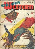 Six-Gun Western (1946-1950 Trojan Publishing) Pulp Vol. 1 #6