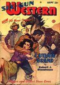 Six-Gun Western (1946-1950 Trojan Publishing) Pulp Vol. 2 #1