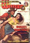 Six-Gun Western (1946-1950 Trojan Publishing) Pulp Vol. 2 #4