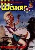 Six-Gun Western (1946-1950 Trojan Publishing) Pulp Vol. 3 #2