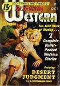 Six-Gun Western (1946-1950 Trojan Publishing) Pulp Vol. 3 #4