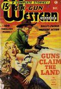 Six-Gun Western (1946-1950 Trojan Publishing) Pulp Vol. 3 #5