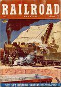 Railroad Man's Magazine (1929 Frank A. Munsey/Popular/Carstens) 2nd Series Vol. 58 #2