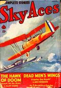 Sky Aces (1938-1941 Magazine Publishers) Pulp Vol. 2 #4