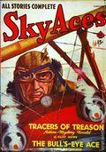 Sky Aces (1938-1941 Magazine Publishers) Pulp Vol. 4 #2