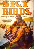 Sky Birds (1929-1935 Magazine Publishers) Pulp Aug 1930