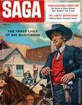 Saga Magazine (1950 2nd Series) Vol. 13 #6