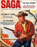 Saga Magazine (1950 2nd Series) Vol. 19 #2