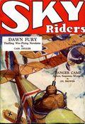 Sky Riders (1928-1931 Dell) Pulp Vol. 1 #1