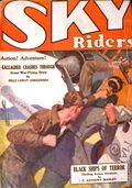 Sky Riders (1928-1931 Dell) Pulp Vol. 1 #3