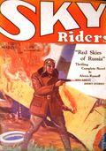 Sky Riders (1928-1931 Dell) Pulp Vol. 2 #5