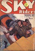 Sky Riders (1928-1931 Dell) Pulp Vol. 3 #7
