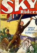 Sky Riders (1928-1931 Dell) Pulp Vol. 3 #8