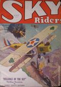 Sky Riders (1928-1931 Dell) Pulp Vol. 4 #10