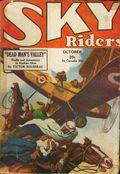 Sky Riders (1928-1931 Dell) Pulp Vol. 4 #12