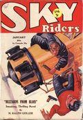 Sky Riders (1928-1931 Dell) Pulp Vol. 5 #15