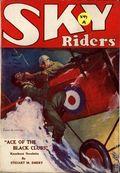Sky Riders (1928-1931 Dell) Pulp Vol. 6 #18