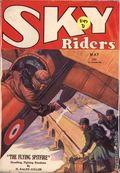 Sky Riders (1928-1931 Dell) Pulp Vol. 7 #19