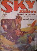 Sky Riders (1928-1931 Dell) Pulp Vol. 8 #22