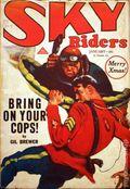 Sky Riders (1928-1931 Dell) Pulp Vol. 9 #27
