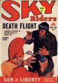 Sky Riders (1928-1931 Dell) Pulp Vol. 10 #28